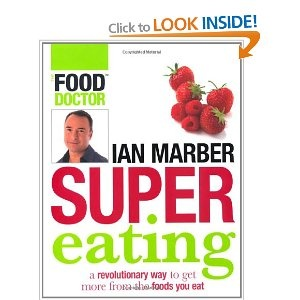 A no nonsense sensible way to eat in a doable way. I like this book Supereating: a revolutionary way to get more from the foods you eat:  Ian Marber