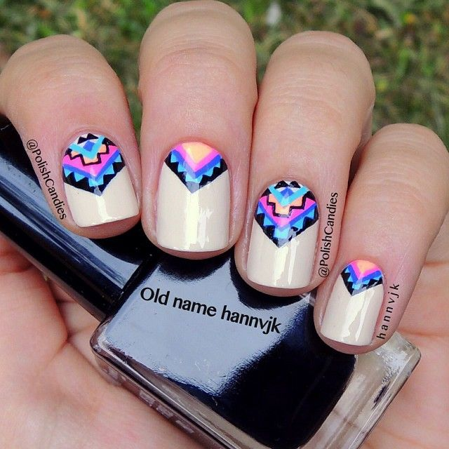 Instagram photo by polishcandies  #nail #nails #nailart