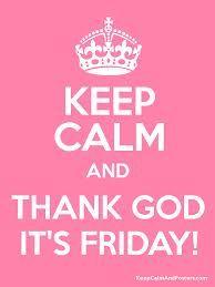 happy friday everyone! :)