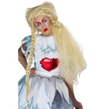 Let's Party With Balloons - Smiffy's Alice in Blunderland Wig, $40.00 (http://www.letspartywithballoons.com.au/smiffys-alice-in-blunderland-wig/)