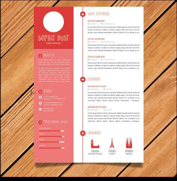 9 best Olga Y Martinez images on Pinterest Online resume, Cv - powerpoint resume example