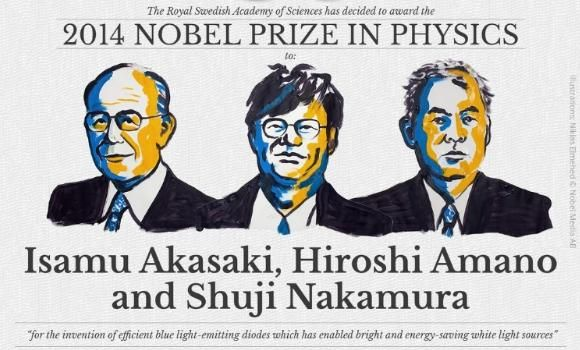 El Premio Nobel de Física recae en los doctores Akasaki, Amano y Nakamura, inventores del LED http://ecodiario.eleconomista.es/interstitial/volver/198625822/ciencia/noticias/6136803/10/14/Akasaki-Amano-y-Nakamura-premios-Nobel-de-Fisica-2014.html…