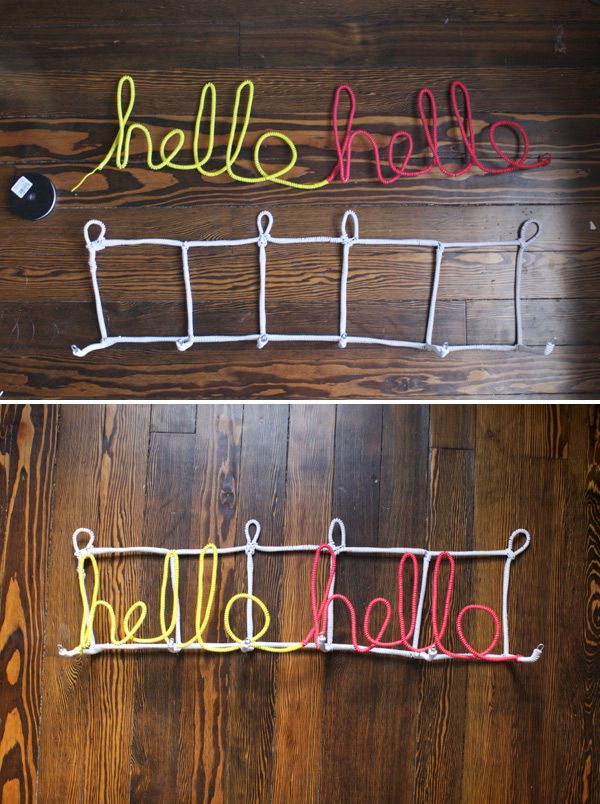 wire letters for the room - might have to make my own! I don't believe anyone will be buying me the real deal....!