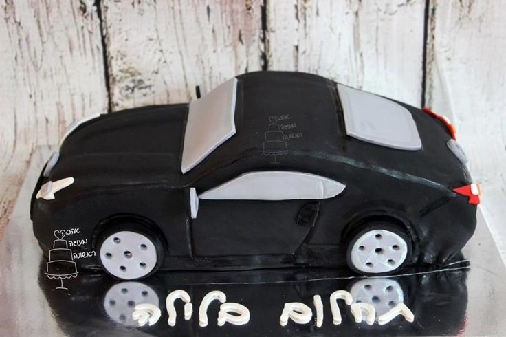 Nissan Z370 Cake - Cake by Love From The First Cake