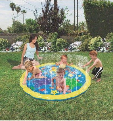 Banzai Mata wodna - Sprinkle'n Splash Playmat https://pulcino.pl/banzai/793-banzai-mata-wodna-sprinkle-n-splash-playmat.html