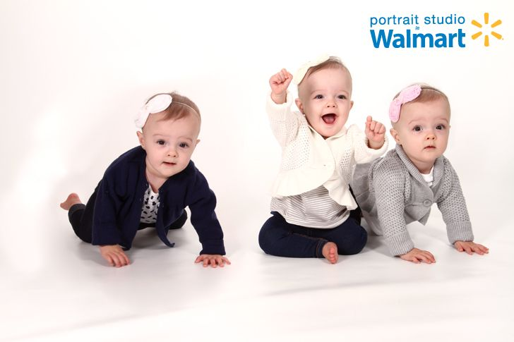 The perfect way to celebrate siblings day is to stop by the Portrait Studio in Walmart! Book Here: http://www.walmartportraits.ca/