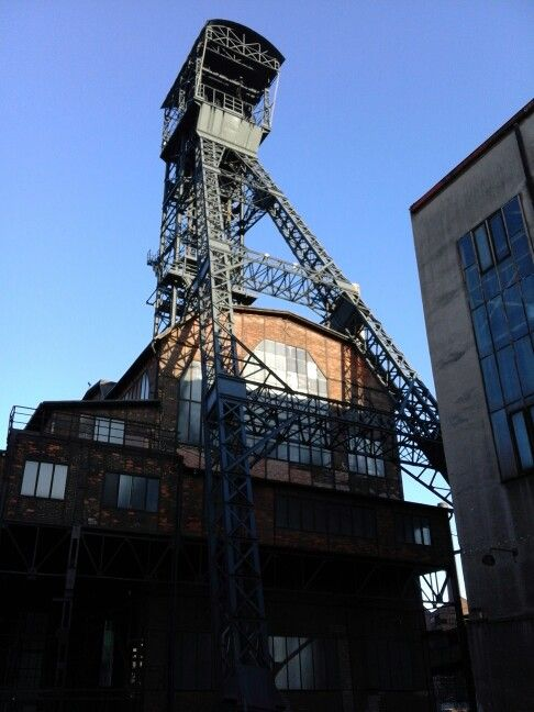 Ostrava#vitkovice#city#czech