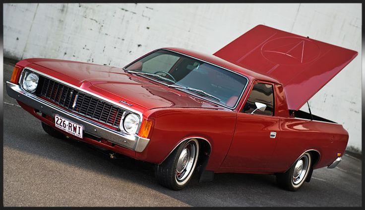 1975 Valiant VJ Ute – Air Sound & Vision