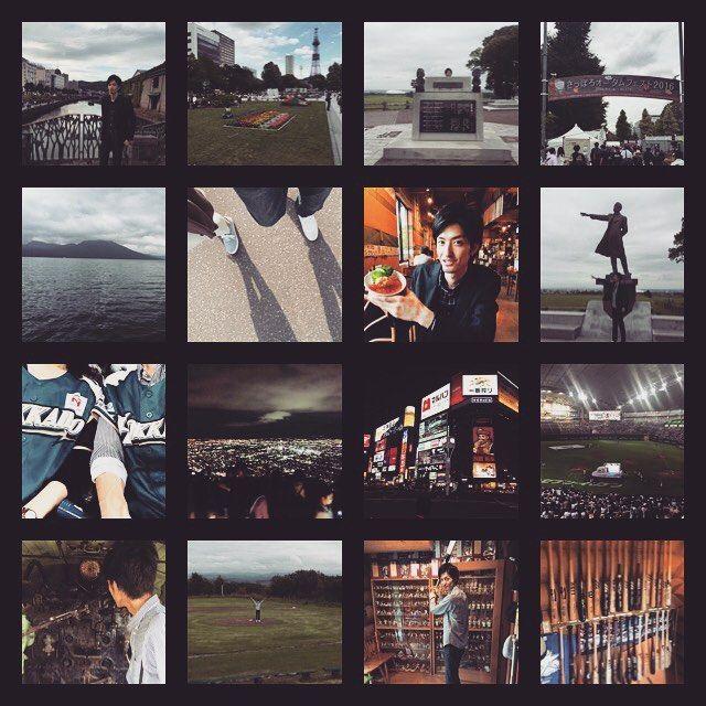 Instagram【6kkkkkk3sss】さんの写真をピンしています。 《#北海道#小樽#小樽運河#海鮮丼#札幌#さっぽろオータムフェスト#大通り公園#もいわ山ロープウェイ#夜景#新日本三大夜景#すすきの#羊ヶ丘展望台#クラーク博士#札幌ドーム#ファイターズ#野球#支笏湖#アメンボボート#大自然#レンタカー#栗の木ファーム#里帰り#ゆかりの地めぐり#また会いに行きたい#お世話になりました#本当に北海道なまら最高でした笑》