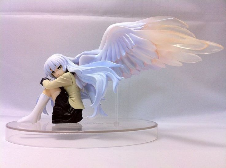 Angel Beats! KANADE Figure WING Ver. Japan Anime
