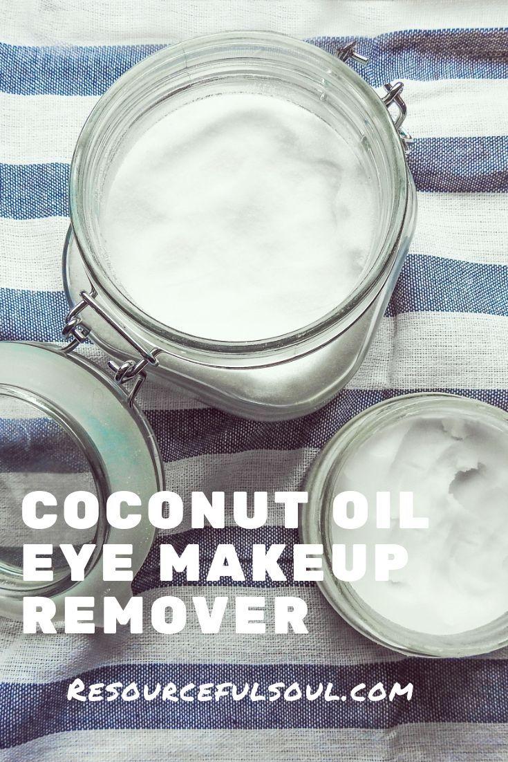 Coconut Oil Eye Makeup Remover Eye makeup remover