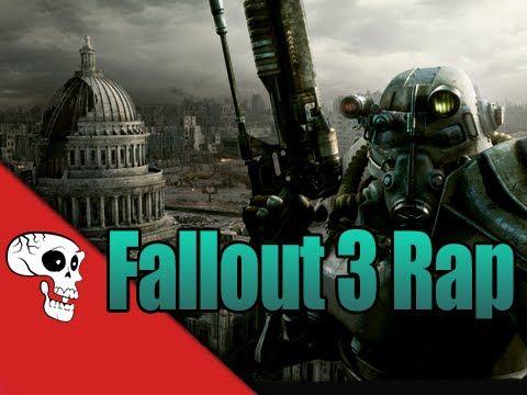 Fallout 3 Rap by JT Machinima (Throwback Music Video) - http://music.tronnixx.com/uncategorized/fallout-3-rap-by-jt-machinima-throwback-music-video/