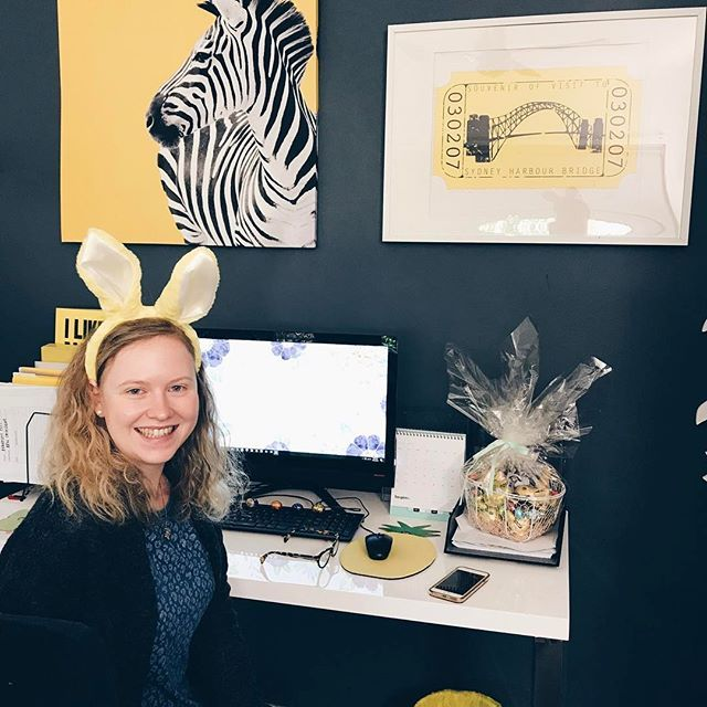Already had a visit from Easter Bunny at j9etc. HQ! 🐰🐣🍫 #j9etc #marketing #graphicdesign #socialmedia #socialmediamanager #socialmediamanagement #logodesign #webdesign #cataloguedesign #retailmarketing #sa #southaustralia #adelaide #australia #yellow #easter #happyeaster #easterweekend