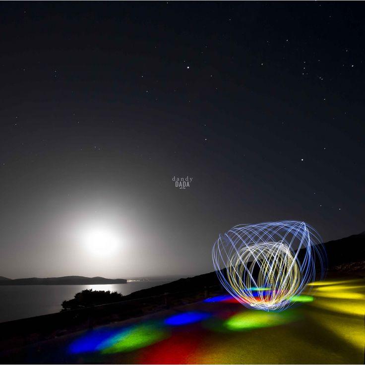 |Notte di Luce - Sardegna| - Fotografia