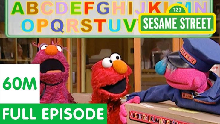Elmo loves his ABC's! In this full episode, Elmo is on an Amazing Race to find all the letters of the alphabet on Sesame Street before time runs out! Can Elm...