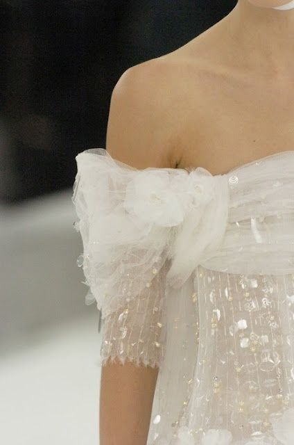 Chanel Spring 2005 Couture