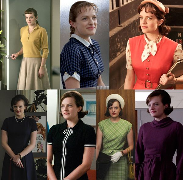 The Style of The Women Of Mad Men| Retro Gran