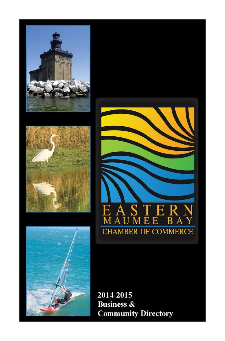 Eastern maumee bay chamber of commerce directory