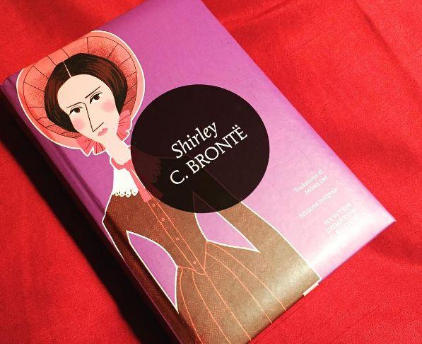 Shirley di Charlotte Bronte edizione Mammuth Newton & Compton eNewton…
