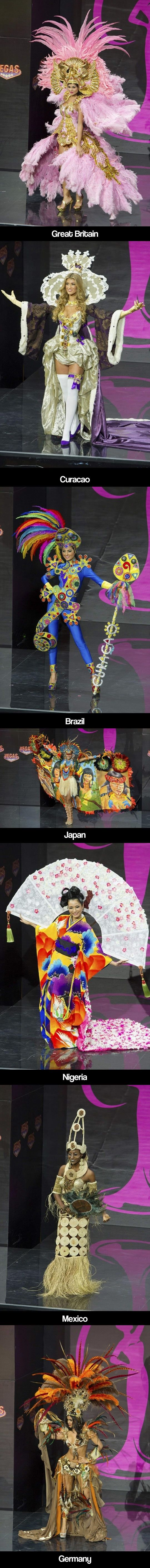 cool-Miss-Universe-National-costumes-Costa-Rica and more. But check out USA's... *facepalm...no...just...no.