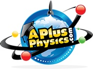 APlusPhysics - APlusPhysics is a free online physics resource that focuses on problem solving, understanding, and real-world applications in the context of high school physics courses such as NY Regents Physics, Honors Physics, and AP Physics courses