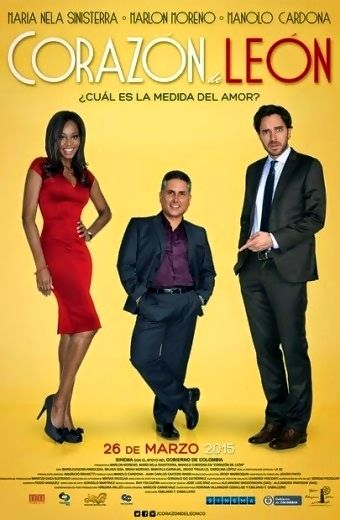 Corazón de León is a 2015 Colombian romance-comedy film written by Marcos Carnevale and directed by Emiliano T. Caballero. The film stars Marlon Moreno, María Nela Sinisterra, Majida Issa and Manolo Cardona. Plot: After she loses her mobile phone, a lawyer receives a call from the person who found it. They talk and hit it off very quickly. But she's in shock when she sees that he's very short.