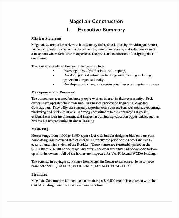 Business Loan Proposal Template In 2020 With Images Writing A