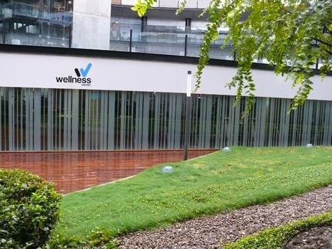 gym - Vista exterior
