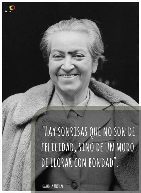 Celebrating the writing of Chilean author Gabriela Mistral.