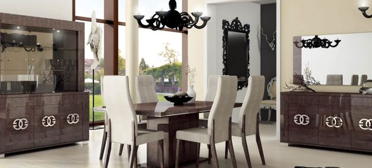Dining Room White Futon Dining Chair Chandelier Dining Tablecurio Cabinet Side Board Flower Vase Accent Mirror Glass Window Table Decoration Some Tips to Arrange Dining Room Furniture