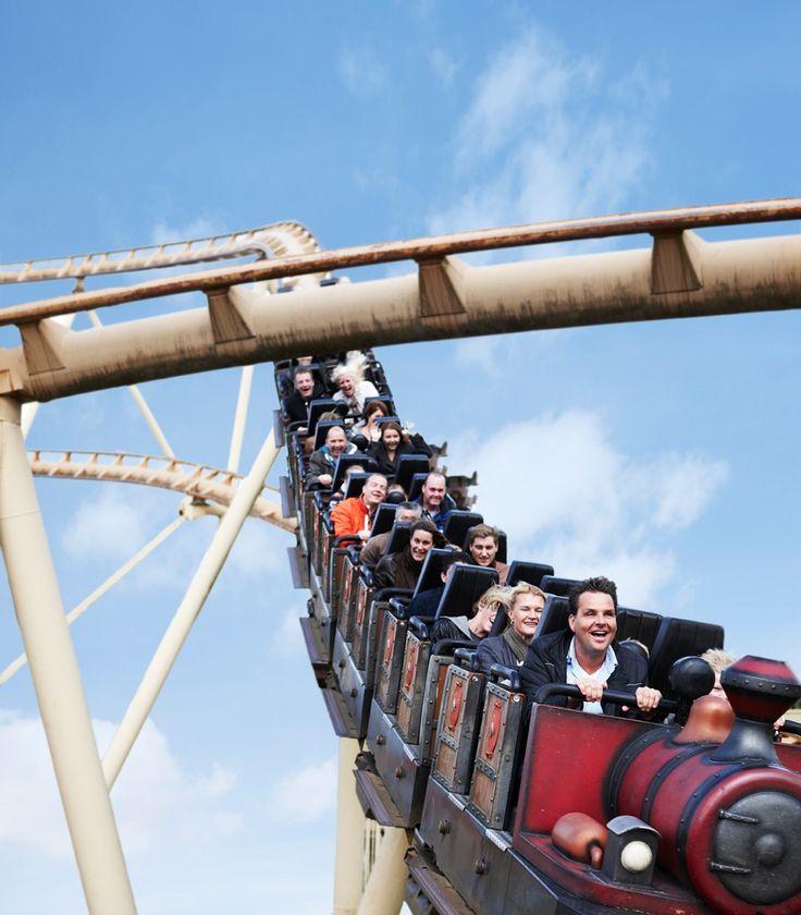 Attractiepark Slagharen - Themepark Slagharen #themepark #pretpark