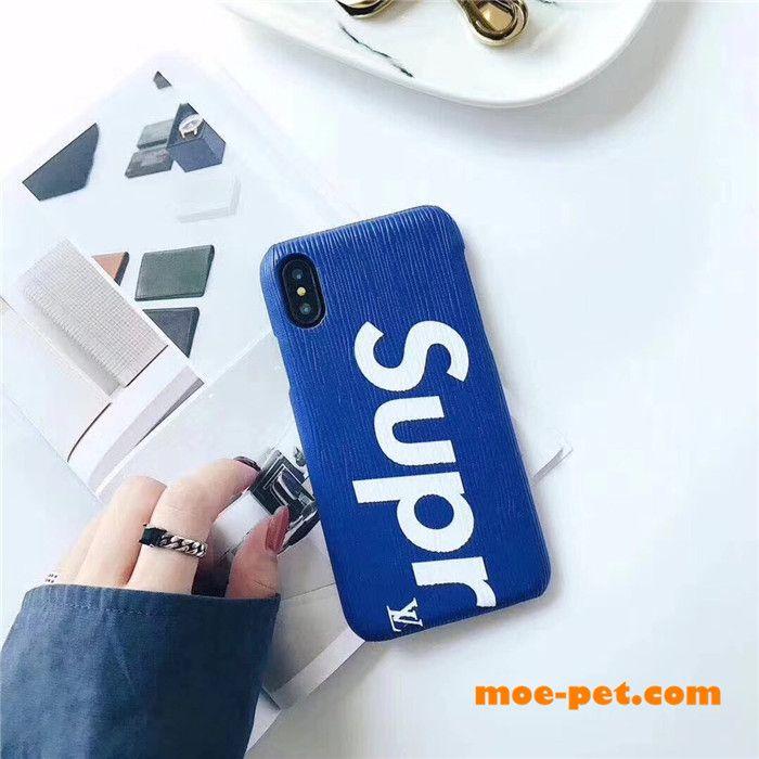 ブランド iPhone6s/7/8 plusケースsupremelv
