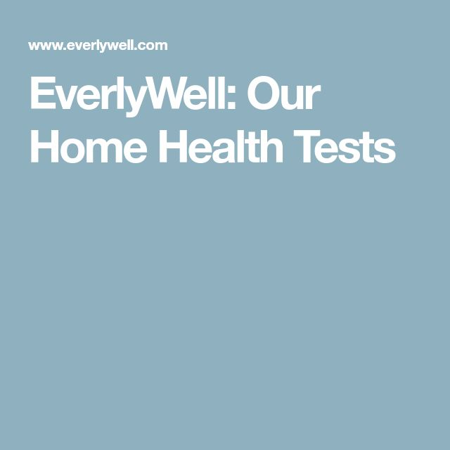 EverlyWell: Our Home Health Tests