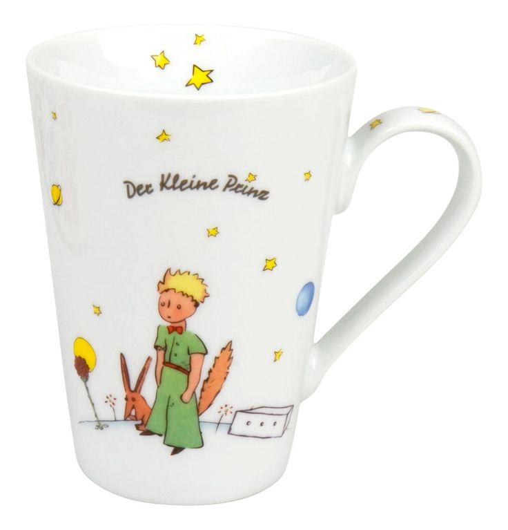 Der kleine Prinz Becher mit Henkel Sterne | Becher, Der ...