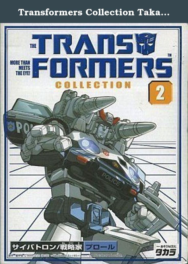 Transformers Collection Takara Re-issue #2 Prowl. In Stock. Minor shelf wear. Mint in box. Great item!.