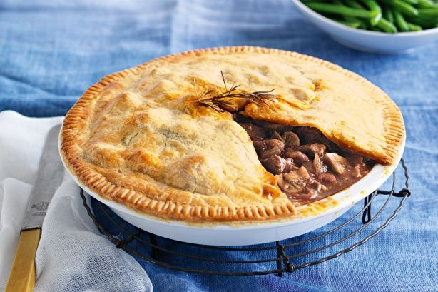What's not to love about pies? They have crisp, golden pastry, a rich, saucy filling, and delicious smells waft from the oven as they cook. With this make-ahead version, you'll save time, too.