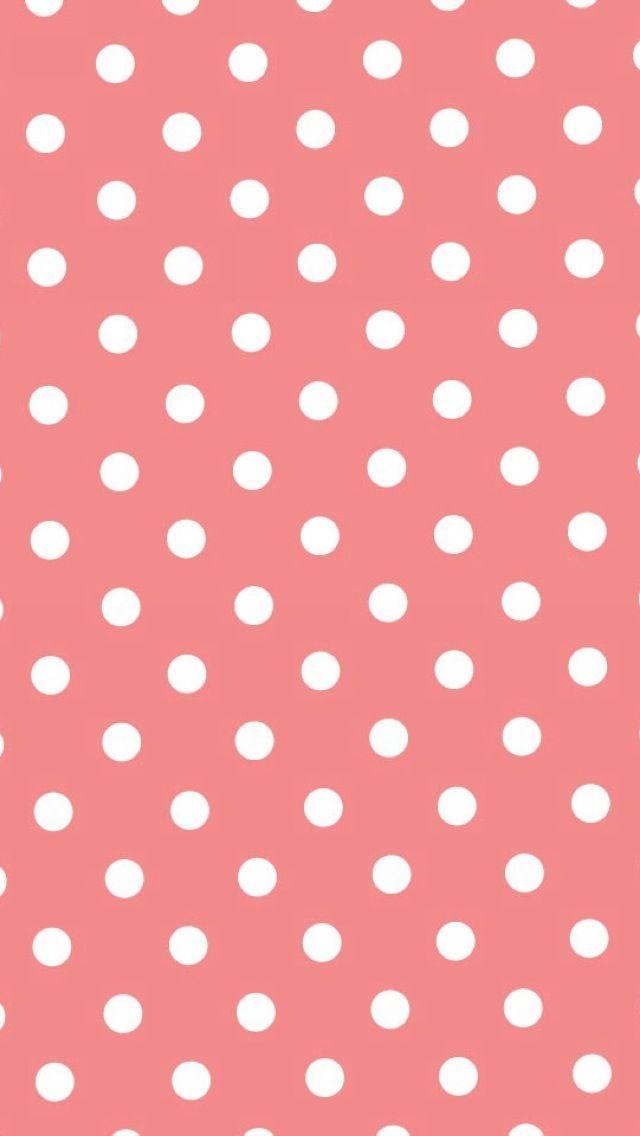 iPod background: dots