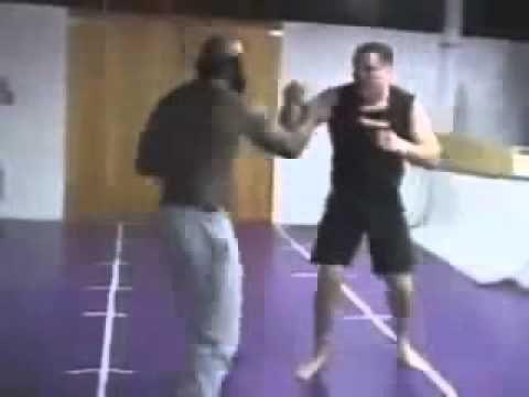 Kimbo Slice Vs Police Officer  Street fight