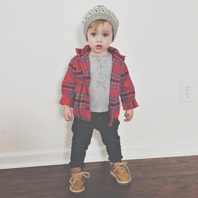 Toddler Boy Winter Outfits Images