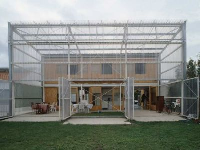 Vassal et Lacaton - House in Bordeaux