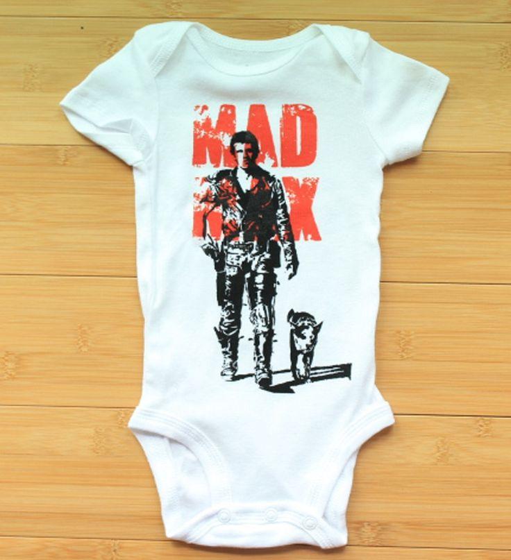 Mad Max Baby Bodysuit | Super Sweet Shirts