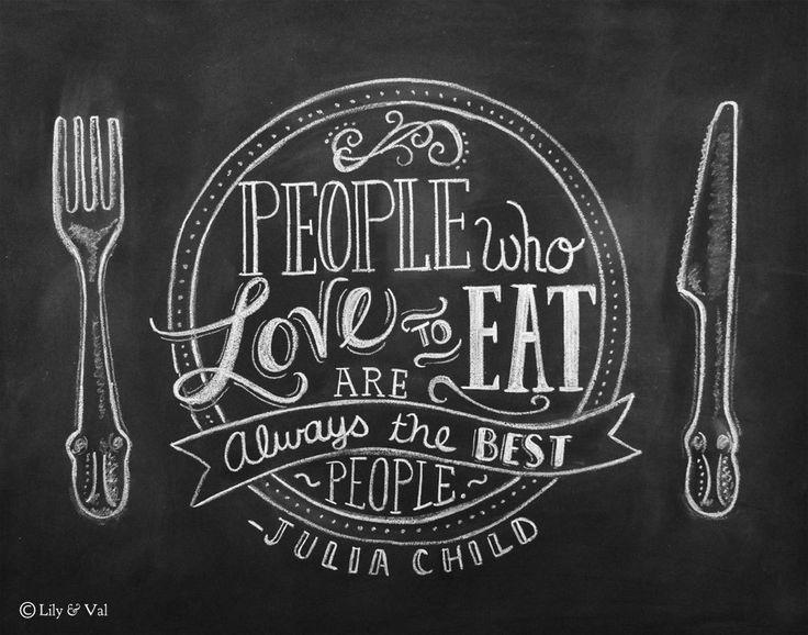 Chalkboard Art Prints on Etsy