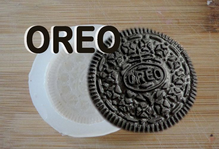DIY♥Como hacer Moldes de silicona (Oreo) [How to make silicon molds]
