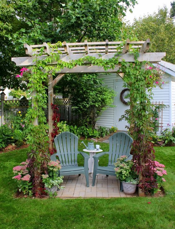 20 Outstanding Garden Retreat Designs For Real Enjoyment