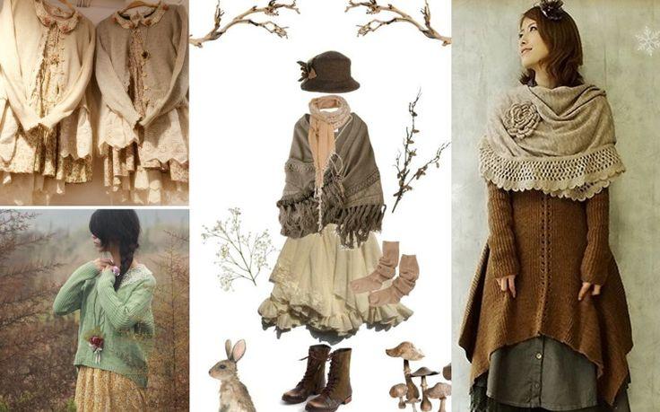 """La moda Mori girl emerge dal panorama delle mode di strada giapponesi nel 2007 ma solo di recente ha raggiunto una certa popolarità. La parola Mori significa letteralmente foresta in giapponese, il concept di questo stile infatti è quello di """"una ragazza che vive nelle foreste"""". Leggi l'articolo su Chic Style http://www.chicstyle.it/morigirl/"""