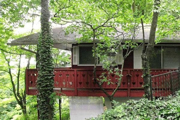 50 best cabin rentals near asheville nc images on for Asheville cabin rentals pet friendly