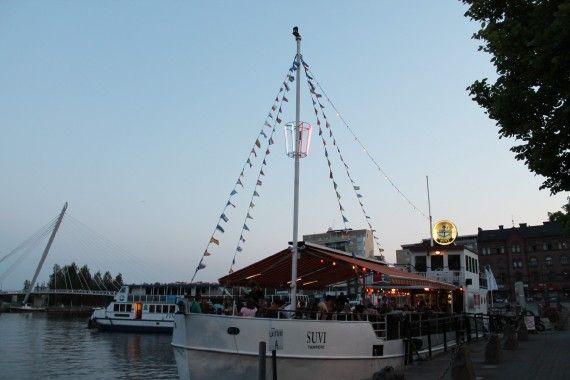 Suvi, Tampere