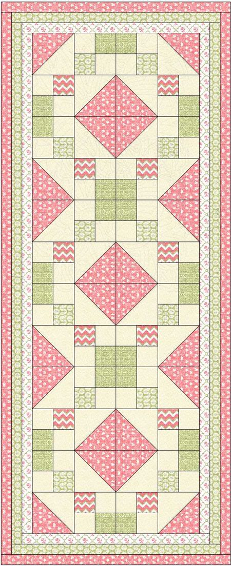 So adorable. Could use blocks for a large quilt!