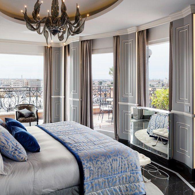 The Most Expensive Suite At Rome S Baglioni Hotel Regina