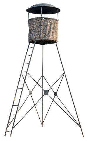 tripod deer stand - Google Search
